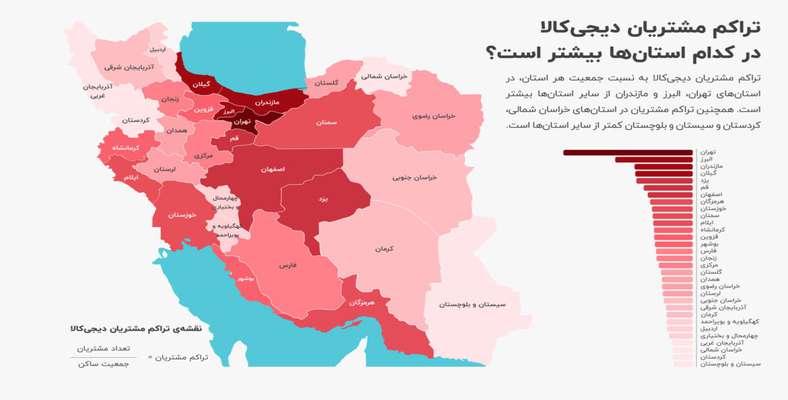 یک چهارم جمعیت ایران ماهانه از دیجیکالا بازدید میکنند / رشد ۱۱۱ درصدی فروش در ۱۴ سال فعالیت دیجیکالا