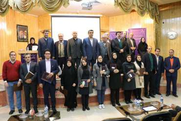 """افتتاح مرکز """"نوآوری و فناوریهای صنایع شیمیایی"""" کرمانشاه"""