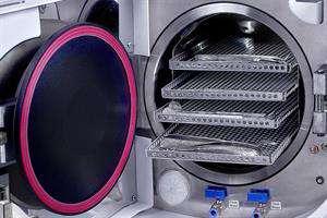 تجهیزات اتاق عمل با دستگاه ایرانساخت استریل میشود