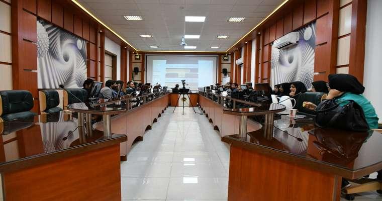 بازدید اعضای هیات علمی دانشگاه پیام نور سیستان و بلوچستان