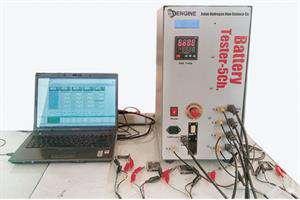 باتریها با دستگاه ایرانی سنجش میشوند