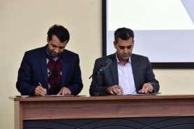 انعقاد دو قرارداد سرمایه گذاری خطر پذیر توسط صندوق پژوهش و فناوری استان یزد