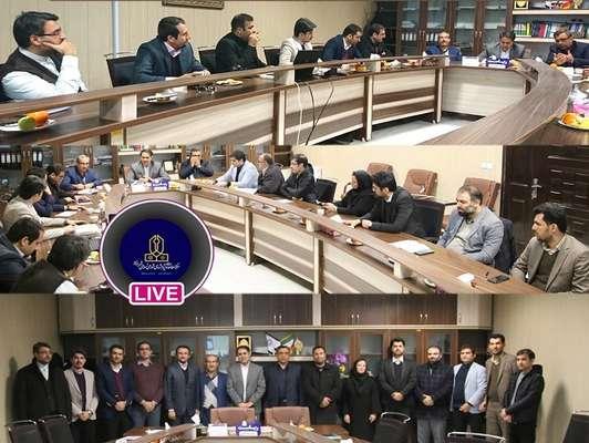 با همکاری پارک علم و فناوری آذربایجان غربی برگزار می شود: مراسم گرامیداشت هفته پژوهش و همایش کسب و کار دیجیتال