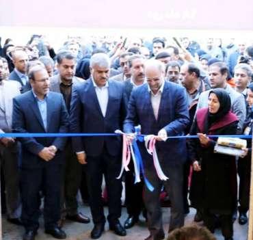 افتتاح نمایشگاه دستاورد های پژوهش و فناوری در کرمانشاه