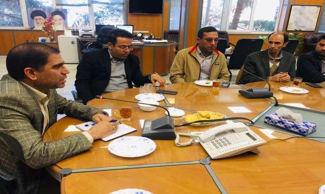 نشست صمیمانه مدیرکل فرودگاه های استان و ریاست پارک علم و فناوری سیستان و بلوچستان با شرکتهای دانشبنیان و خلاق مستقر در پارک علم و فناوری