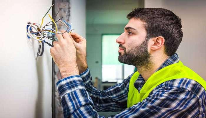 ۶ اشکال رایج در سیم کشی برق ساختمان