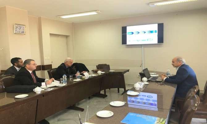 تاسیس پارک علم و فناوری در کشور سوریه با همکاری ایران