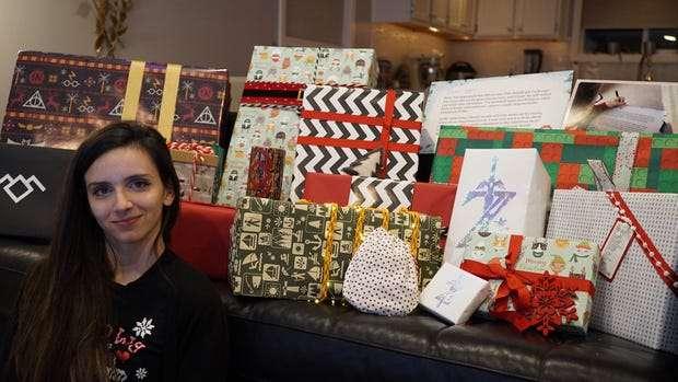 بیل گیتس مخفیانه بابانوئل شد؛ ارسال هدیه ۳۶ کیلویی به گیرنده خوش شانس