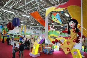شرکتهای خلاق در نمایشگاه ترویجی بازی و اسباببازی حضور مییابند