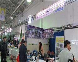 حضور فعال مرکز رشد نوشهر در نمایشگاه فن بازار هفته پژوهش و فناوری در قائمشهر