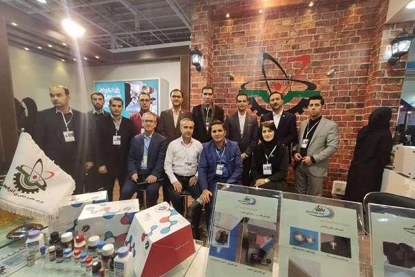 کارگزار فن بازار منطقه ای آذربایجان غربی خبر داد: انعقاد ۱۵ قرارداد با مبلغ بیش از ۱۰۷ میلیارد ریال در نمایشگاه هفته  ملی پژوهش، فناوری و فن بازار در تهران