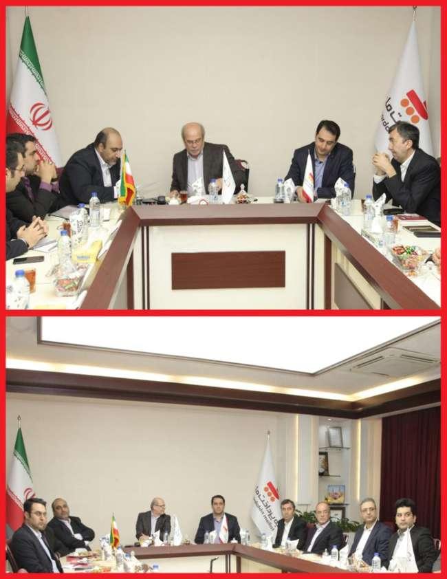 شهردار مشهد از شرکت بهپرداخت ملت بازدید کرد / توافق شهرداری مشهد با «بهپرداخت ملت» برای ارائه خدمات پرداخت الکترونیک