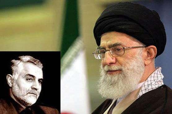پیام رهبر انقلاب اسلامی در پی شهادت سردار بزرگ و پرافتخار حاج قاسم سلیمانی و همراهان او:
