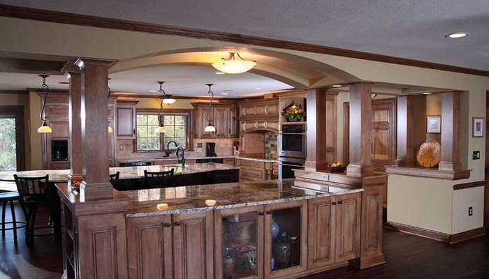 جدیدترین مدل های آرک اپن آشپزخانه