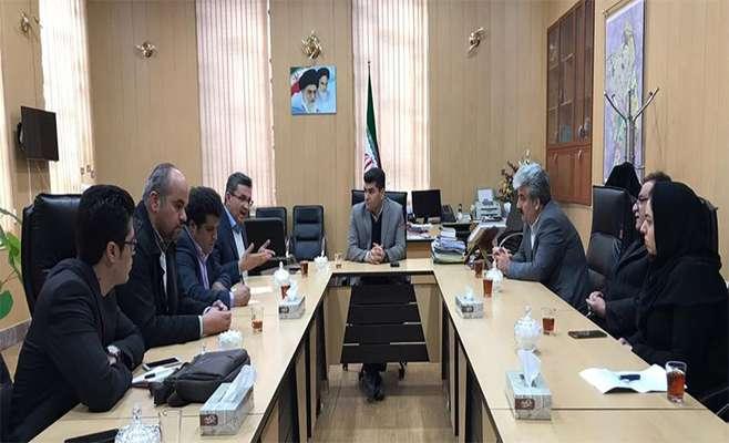 رییس و مدیران پارک علم و فناوری کردستان از امکانات شهرستان سقز برای راهاندازی مرکز رشد مشترک بازدید کردند