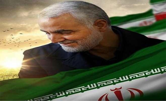پیام رئیس پارک علم و فناوری کردستان به مناسبت شهادت سردار پرافتخار اسلام حاج قاسم سلیمانی