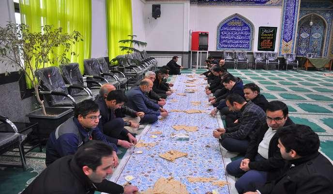 مراسم گرامیداشت سردار شهید حاج قاسم سلیمانی در پارک علم و فناوری خراسان برگزار شد