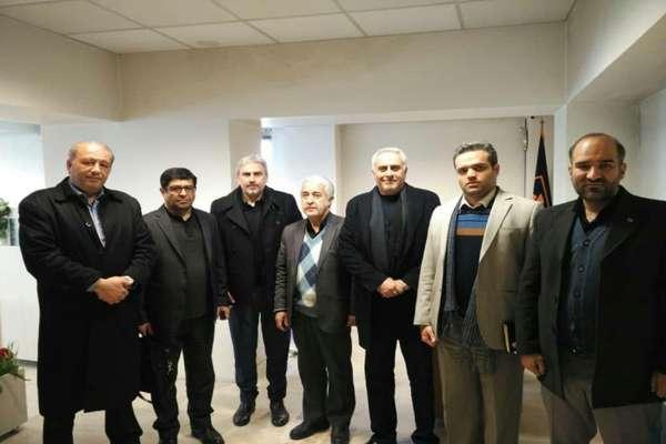 امضای تفاهم نامه همکاری بین پارک علم و فناوری البرز و شرکت آپتوس ایران