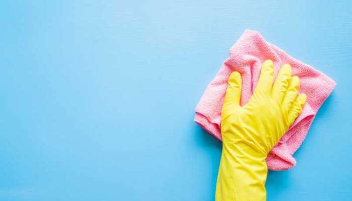 چگونه دیوارهای نقاشی شده را تمیز کنیم؟