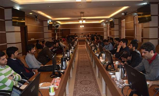 رییس پارک علم و فناوری کردستان در نشست صمیمی مدیران پارک علم و فناوری کردستان و شرکتهای مستقر عنوان کرد؛ همافزایی و تعامل تنگاتنگ، رمز موفقیت ماست