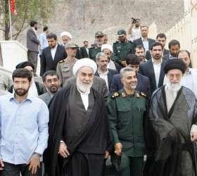 شهادت قاسم سلیمانی به زندهبودن ایرانی