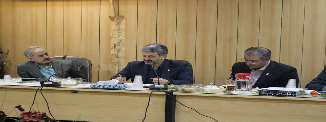 سومین نشست ادواری روسای محترم دانشکده ها و هیئت رئیسه محترم دانشگاه به میزبانی دانشکده بهداشت برگزار گردید.