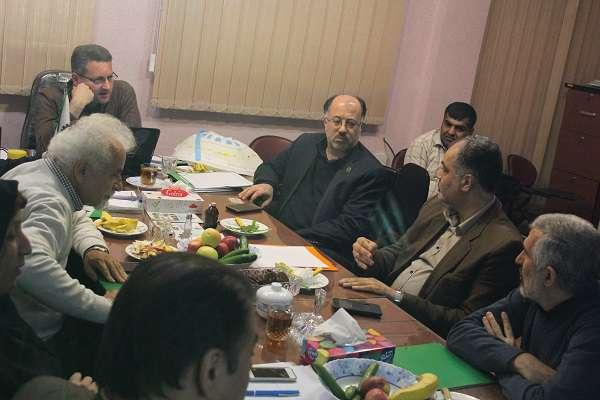 چهل و هشتمین جلسه شورای مرکز رشد واحدهای فناوری طبرستان برگزار شد
