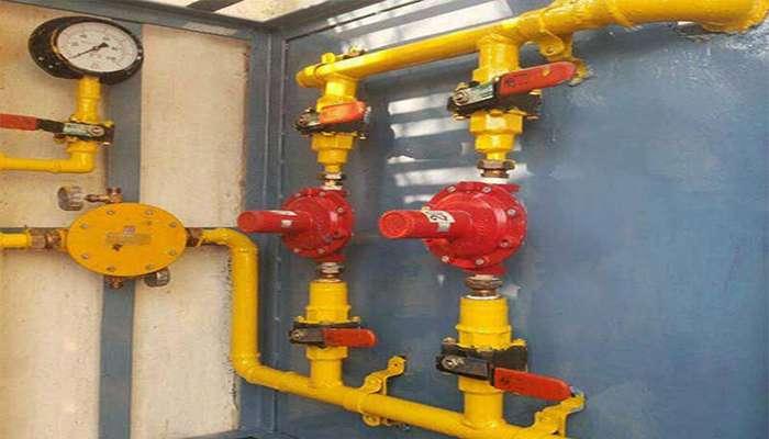 در چه مواقعی لوله کشی گاز روکار نصب می شود؟