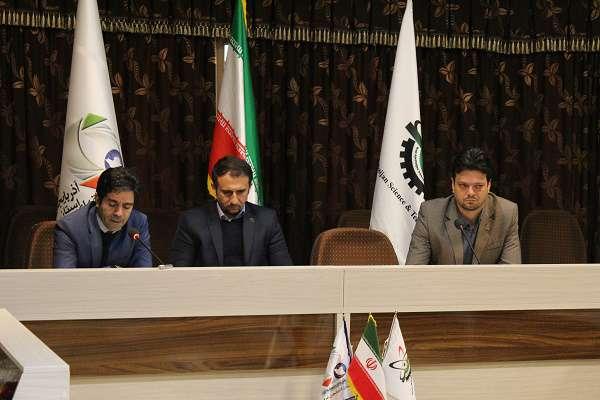 اولین جلسه شورای راهبری فن بازار منطقه ای استان برگزار شد