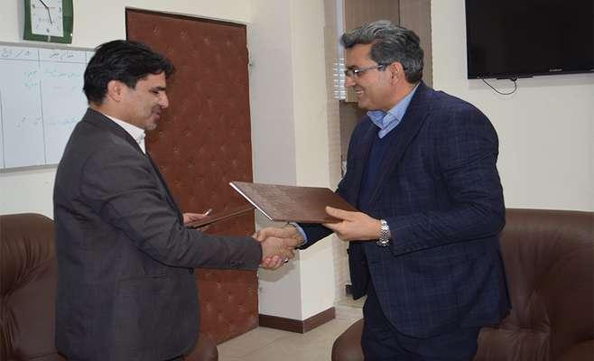تفاهم نامه همکاری تفاهم نامه همکاری بین پارک علم و فناوری کردستان و دانشگاه پیام نور بیجار منعقد گردید