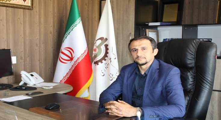 پیام تبریک رئیس پارک علم و فناوری آذربایجان غربی به مناسبت کسب ایده برتر استانی توسط شرکت مستقر در پارک