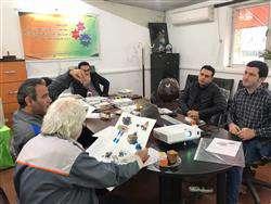 جلسه کمیسیون جذب در مرکز رشد آمل برگزار شد.