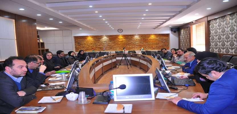 نشست تخصصی استانداردسازی محصولات دانش بنیان در پارک علم و فناوری خراسان برگزار شد