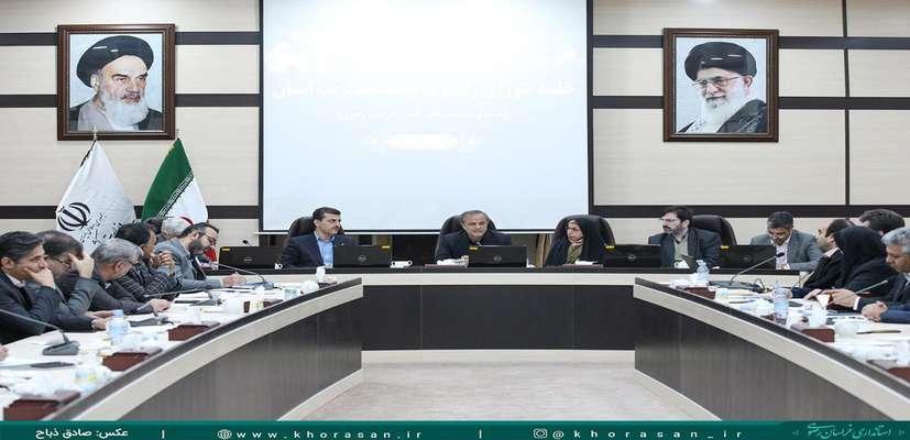 رئیس پارک علم و فناوری خراسان در حوزه اقتصاد مقاومتی مورد تقدیر قرار گرفت