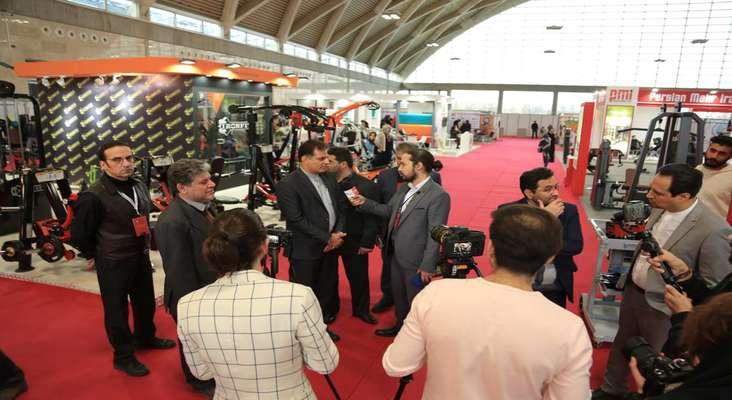 دکتر نظریان در مراسم اختتامیه سومین نمایشگاه بین المللی ورزش و جشنواره استارتاپ های ورزشی کشور اعلام کرد: