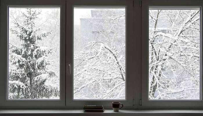 طریقه نگهداری از پنجره UPVC در زمستان