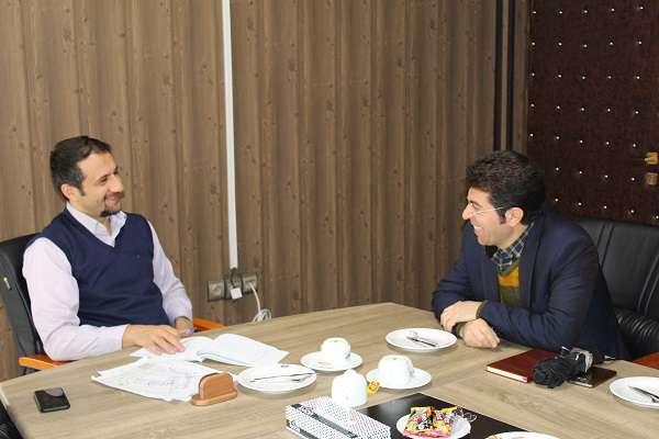 دیدارهای عمومی ریاست پارک علم و فناوری آذربایجان غربی