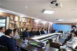 نشست هم اندیشی کارکنان  پارک علم و فناوری مازندران با حضور دکتر علی معتمدزادگان رئیس پارک علم و فناوری مازندران  برگزار شد