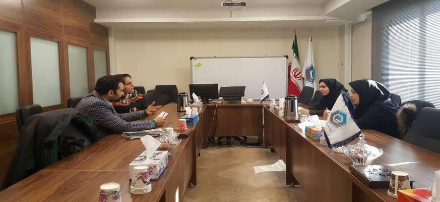 برگزاری جلسه کسب و کارهای مجازی با مرکز اصناف و امور بازرگانان