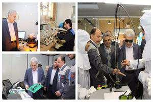 مرکز جامع رشد و نوآوری سازمان پژوهشهای علمی و صنعتی ایران افتتاح شد