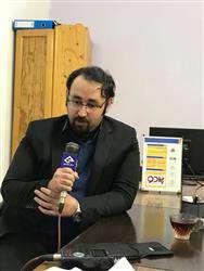 مصاحبه صدای مرکز مازندران با شرکت های مرکز رشد آمل