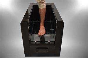 «اسکنر سه بعدی کف پا» بومیسازی شد