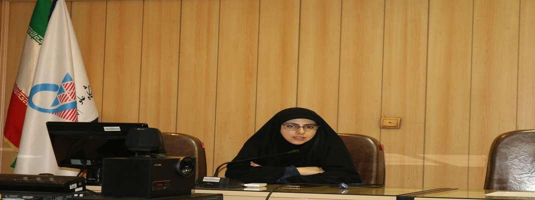 کارگاه از طرف شورای امر به معروف و نهی از منکر دانشکده بهداشت برگزار شد