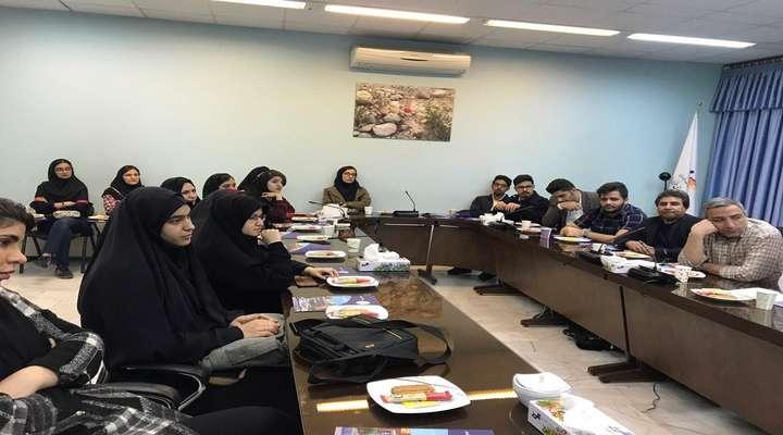 بازدید دانشجویان دانشگاه علوم پزشکی کرمان از پارک علم و فناوری خراسان