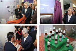 از خدمات و محصولات دانش بنیان رونمایی شد/افتتاح فاز نخست مرکز جامع سلول های بنیادی و پزشکی بازساختی دانشگاه علوم پزشکی تهران