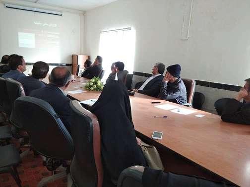 برگزاری دوره آموزشی توانمند سازی بازار کار در مرکز رشد واحدهای فناور شهرستان دلفان
