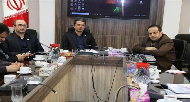 اولین جلسه کارگروه آموزش ، پژوهش ، فناوری و نو آوری استان گیلان