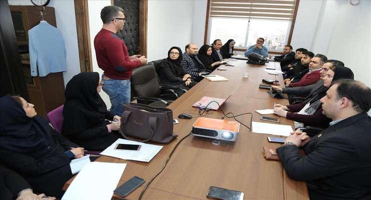 تعاملات شرکت های فناور مستقر در پارک با شهرداری رشت