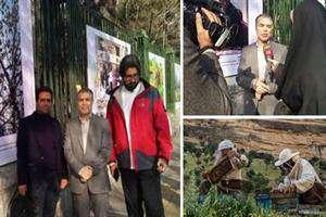 نمایشگاه عکس کارآفرینان برتر مناطق محروم برپا شد