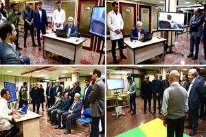 مرکز توسعه فناوریهای توانبخشی از راه دور افتتاح شد